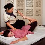 Тайская традиционная терапия.Пассивная йога.Сен Тай.